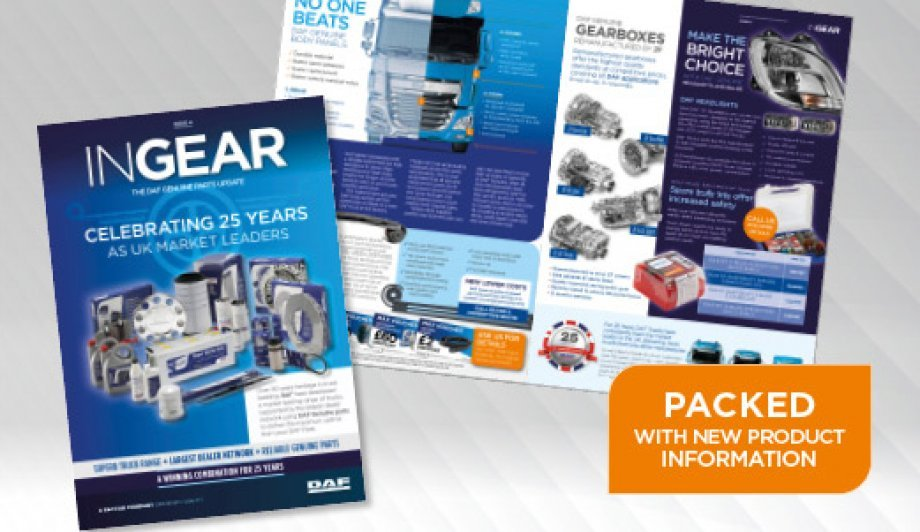 DAF In Gear - Issue 4