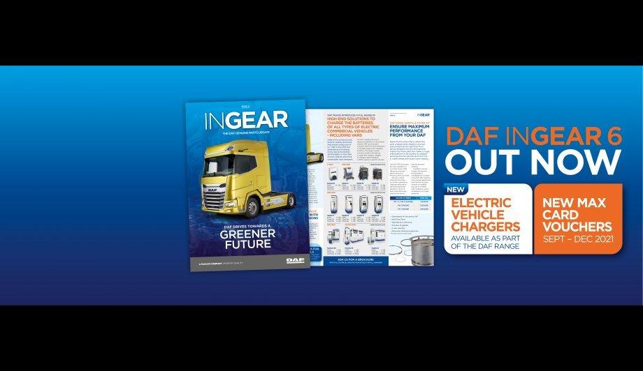 DAF In Gear - Issue 6